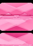 Swarovski Bead 5055 MM 10,0X 8,0 ROSE(72pcs)
