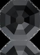 Swarovski Flat Back 2611 MM 8,0 JET M HF(144pcs)