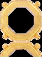Swarovski Fancy Stone 4678/S MM 14,0 1PH2OZ(48pcs)