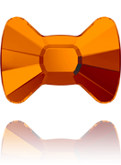 Swarovski Flat Back 2858 MM 6,0X 4,5 TANGERINE F(240pcs)