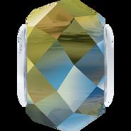 Swarovski 5948 MM 14,0 CRYSTAL IRIDESGR STEEL(12pcs)