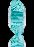 Swarovski 5929 MM 14,0 LIGHT TURQUOISE STEEL(12pcs)