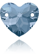 Swarovski Sew-on 3259 MM 12,0 DENIM BLUE F(72pcs)