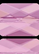 Swarovski Bead 5055 MM 10,0X 8,0 CRYSTAL LILACSHADO(72pcs)