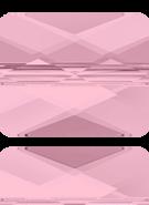 Swarovski Bead 5055 MM 10,0X 8,0 CRYSTAL ANTIQUPINK(72pcs)