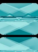 Swarovski Bead 5055 MM 10,0X 8,0 LIGHT TURQUOISE(72pcs)