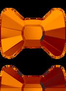 Swarovski Flat Back 2858 MM 12,0X 8,5 TANGERINE F(96pcs)