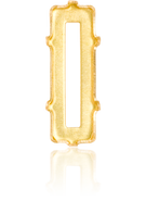 Swarovski Fancy Stone 4547/S MM 24,0X 8,0 1PH2OH(48pcs)