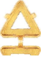 Swarovski Fancy Stone 4722/S MM 10,0 1PH2O3(144pcs)