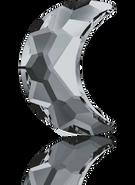 Swarovski 2813 MM 10,0X 7,0 CRYSTAL SILVNIGHT M HF(144pcs)