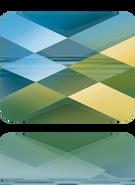 Swarovski Bead 5055 MM 10,0X 8,0 CRYSTAL IRIDESGR(72pcs)