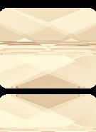 Swarovski Bead 5055 MM 10,0X 8,0 LIGHT SILK(72pcs)