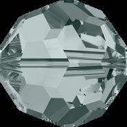 Swarovski Bead 5000 - 8mm, Black Diamond (215), 288pcs