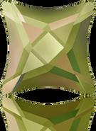 Swarovski 2494 MM 10,5 CRYSTAL LUMINGREEN F(96pcs)
