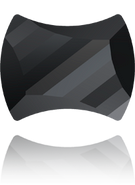 Swarovski 2540 MM 12,0X 9,5 JET(96pcs)