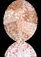 Swarovski Fancy Stone 4224 MM 14,0X 11,0 CRYSTAL ROSE-PAT F(72pcs)