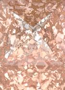Swarovski Fancy Stone 4418 MM 6,0 CRYSTAL ROSE-PAT F(216pcs)