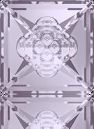 Swarovski Fancy Stone 4481 MM 12,0 SMOKY MAUVE F(72pcs)