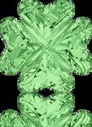 Swarovski Fancy Stone 4785 MM 14,0 PERIDOT F(36pcs)