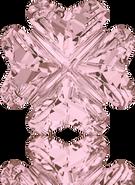 Swarovski Fancy Stone 4785 MM 14,0 CRYSTAL ANTIQUPINK F(36pcs)