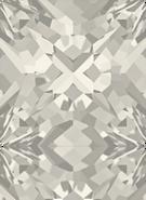 Swarovski Fancy Stone 4418 MM 6,0 CRYSTAL SILVSHADE F(216pcs)