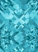Swarovski Fancy Stone 4418 MM 8,0 AQUAMARINE F(216pcs)