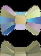 Swarovski Flat Back 2858 MM 9,0X 6,5 CRYSTAL PARADSH M HF(144pcs)