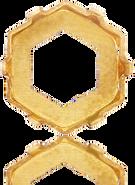 Swarovski Fancy Stone 4681/S MM 14,0 1P00CZ(72pcs)