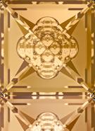 Swarovski Fancy Stone 4481 MM 12,0 LIGHT COLORADO TOPAZ F(72pcs)
