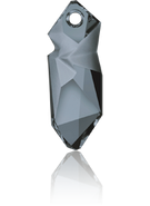 Swarovski Pendant 6913 MM 28,0 CRYSTAL SILVNIGHT(15pcs)