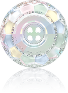 Swarovski Button 3008 MM 18,0 CRYSTAL AB F(24pcs)