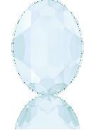 Swarovski Fancy Stone 4127 MM 30,0X 22,0 CRYSTAL POWBLUE(24pcs)