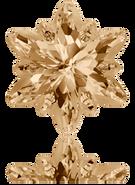 Swarovski Fancy Stone 4753/G MM 23,0 CRYSTAL GOL.SHADOW F(18pcs)