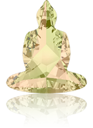 Swarovski Fancy Stone 4779 MM 18,0X 15,6 CRYSTAL LUMINGREEN F(48pcs)