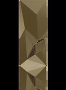 Swarovski Fancy Stone 4925 MM 29,0X 11,5 CRYSTAL METLGTGOLD F(12pcs)