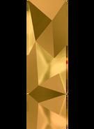 Swarovski Fancy Stone 4925 MM 29,0X 11,5 CRYSTAL DORADO F(12pcs)