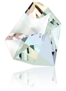 Swarovski Fancy Stone 4922 MM 28,0X 24,0 CRYSTAL AB F T1158(8pcs)