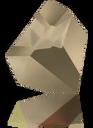 Swarovski Fancy Stone 4923 MM 38,0X 33,0 CRYSTAL METLGTGOLD F(6pcs)