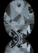 Swarovski Pendant 6911 MM 26,0 CRYSTAL SILVNIGHT(20pcs)