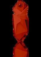 Swarovski 6912 MM 28,0 CRYSTAL RED MAGMA T1152(15pcs)