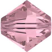 Swarovski Bead 5328 - 5mm, Crystal Antique Pink (001 ANTP), 720pcs