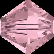Swarovski Bead 5328 - 6mm, Crystal Antique Pink (001 ANTP), 360pcs