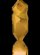 Swarovski Pendant 6913 MM 40,0 CRYSTAL DORADO(8pcs)