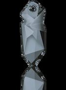 Swarovski Pendant 6913 MM 40,0 CRYSTAL SILVNIGHT(8pcs)