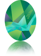 Swarovski Fancy Stone 4920 MM 29,0X 22,5 CRYSTAL SCARABGRE F T1157(8pcs)