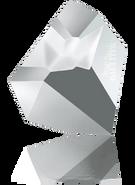 Swarovski Fancy Stone 4922 MM 38,0X 33,0 CRYSTAL LTCHROME F T1159(6pcs)