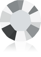 Swarovski 1028 PP 10 CRYSTAL LTCHROME F(1440pcs)