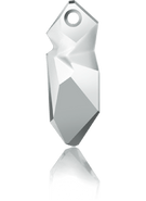 Swarovski Pendant 6913 MM 28,0 CRYSTAL LTCHROME(15pcs)