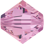 Swarovski Bead 5328 - 8mm, Crystal Lilac Shadow (001 LISH), 288pcs