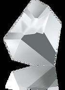 Swarovski Fancy Stone 4923 MM 38,0X 33,0 CRYSTAL LTCHROME F(6pcs)